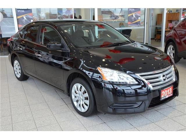 2013 Nissan Sentra  (Stk: 668732) in Milton - Image 3 of 35