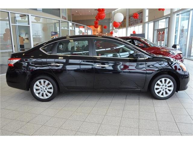 2013 Nissan Sentra  (Stk: 668732) in Milton - Image 28 of 35