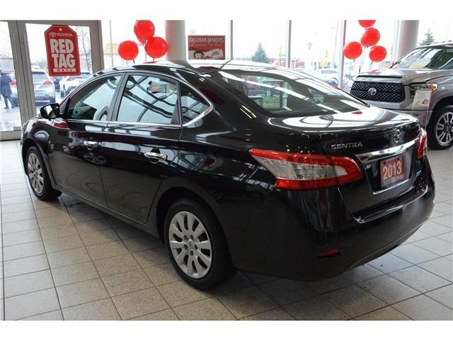 2013 Nissan Sentra  (Stk: 668732) in Milton - Image 31 of 35