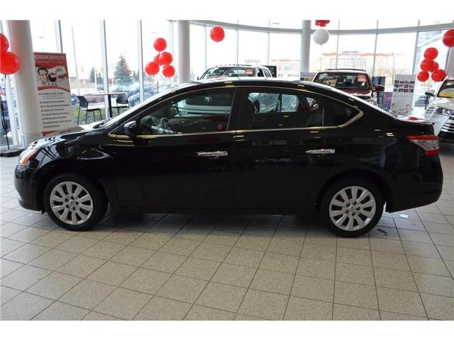 2013 Nissan Sentra  (Stk: 668732) in Milton - Image 32 of 35