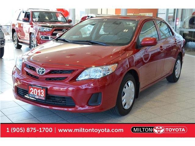 2013 Toyota Corolla  2T1BU4EE4DC081525 081525 in Milton