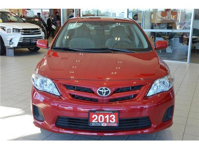 2013 Toyota Corolla  (Stk: 081525) in Milton - Image 2 of 35