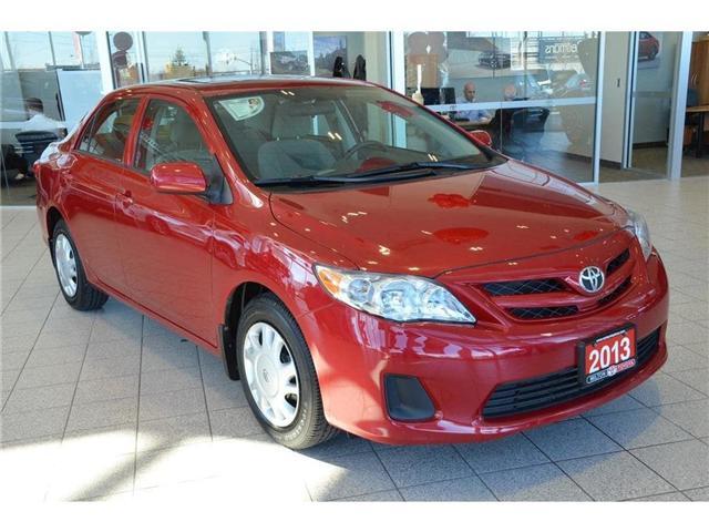 2013 Toyota Corolla  (Stk: 081525) in Milton - Image 3 of 35