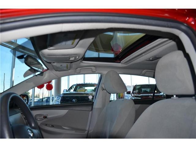 2013 Toyota Corolla  (Stk: 081525) in Milton - Image 5 of 35