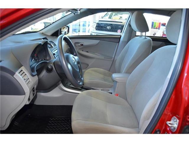 2013 Toyota Corolla  (Stk: 081525) in Milton - Image 12 of 35
