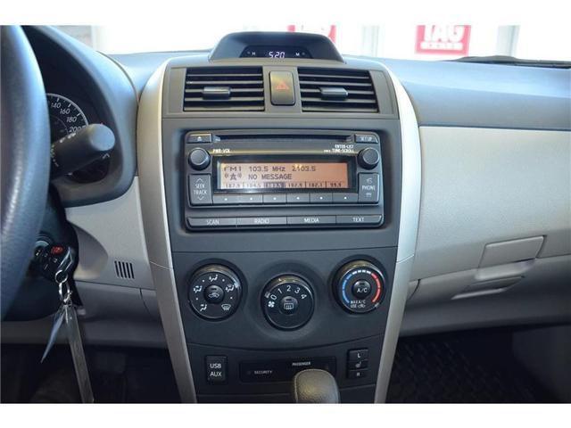 2013 Toyota Corolla  (Stk: 081525) in Milton - Image 17 of 35