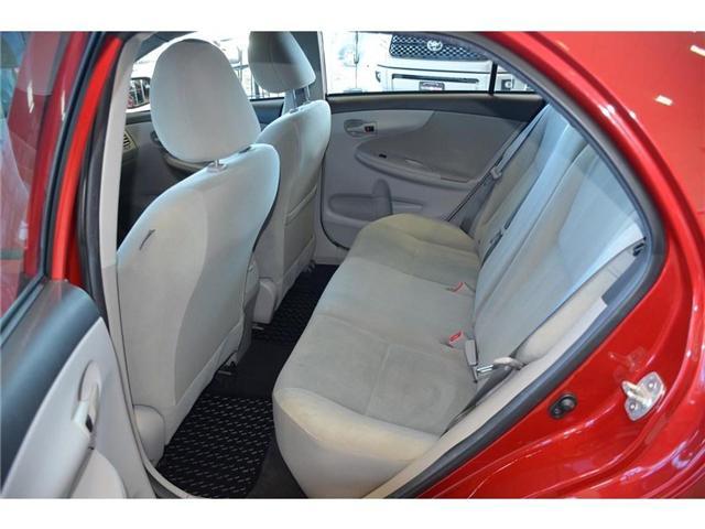 2013 Toyota Corolla  (Stk: 081525) in Milton - Image 21 of 35