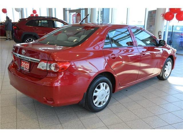 2013 Toyota Corolla  (Stk: 081525) in Milton - Image 30 of 35