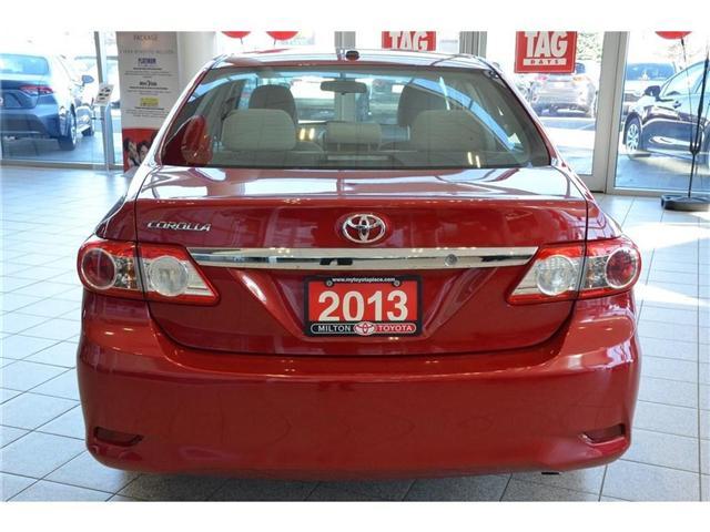 2013 Toyota Corolla  (Stk: 081525) in Milton - Image 31 of 35