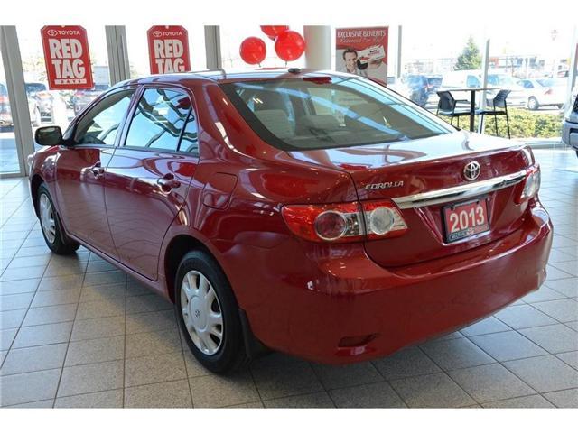 2013 Toyota Corolla  (Stk: 081525) in Milton - Image 32 of 35