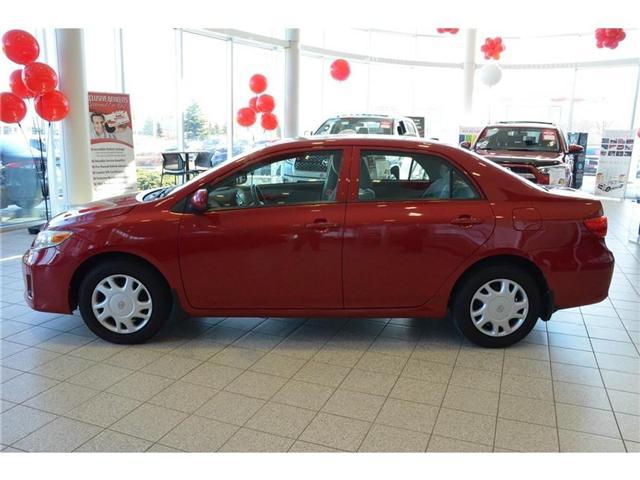 2013 Toyota Corolla  (Stk: 081525) in Milton - Image 33 of 35
