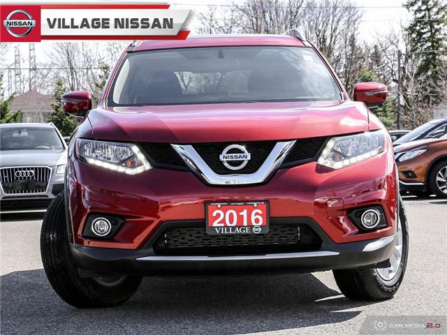 2016 Nissan Rogue SV (Stk: 90476A) in Unionville - Image 2 of 27