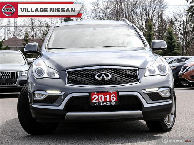 2016 Infiniti QX50 Base (Stk: P2788) in Unionville - Image 2 of 27