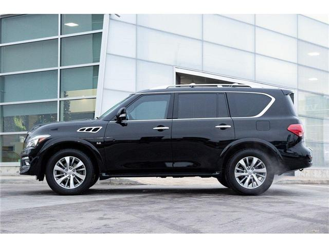 2017 Infiniti QX80  (Stk: P0744) in Ajax - Image 2 of 30