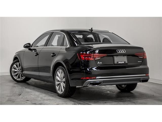 2019 Audi A4 45 Komfort (Stk: A11898) in Newmarket - Image 4 of 17