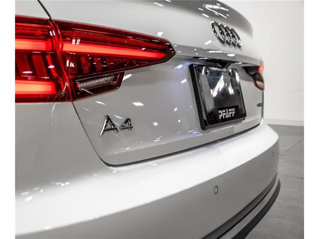 2019 Audi A4 45 Komfort (Stk: A11899) in Newmarket - Image 6 of 16