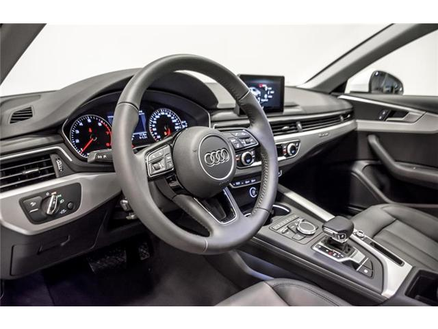 2019 Audi A4 45 Komfort (Stk: A11899) in Newmarket - Image 8 of 16