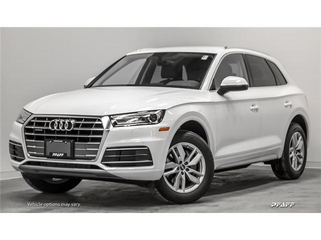 2019 Audi Q5 45 Komfort (Stk: A11936) in Newmarket - Image 1 of 21