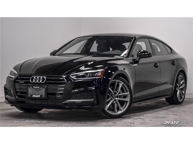 2019 Audi A5 45 Progressiv (Stk: A12095) in Newmarket - Image 1 of 20