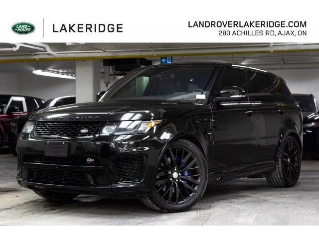 2016 Land Rover Range Rover Sport V8 Supercharged (Stk: P0122) in Ajax - Image 1 of 30
