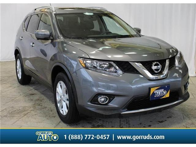 2016 Nissan Rogue SV (Stk: 808895) in Milton - Image 1 of 45