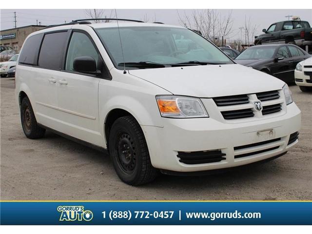 2010 Dodge Grand Caravan SE (Stk: 134962) in Milton - Image 1 of 14