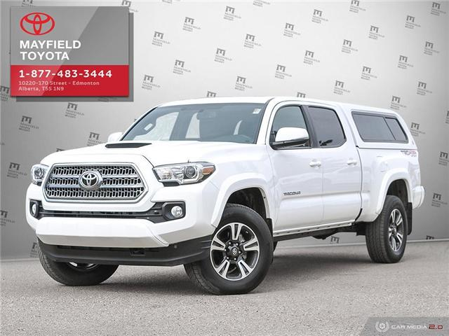 2017 Toyota Tacoma SR5 (Stk: 190532A) in Edmonton - Image 1 of 27