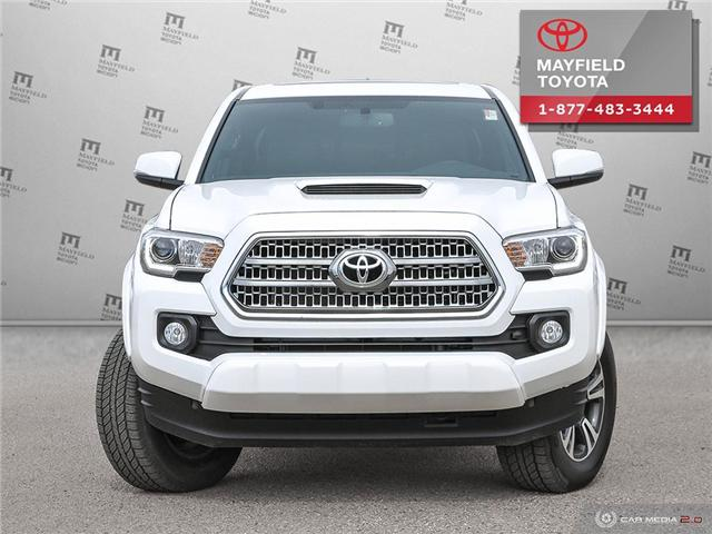 2017 Toyota Tacoma SR5 (Stk: 190532A) in Edmonton - Image 2 of 27