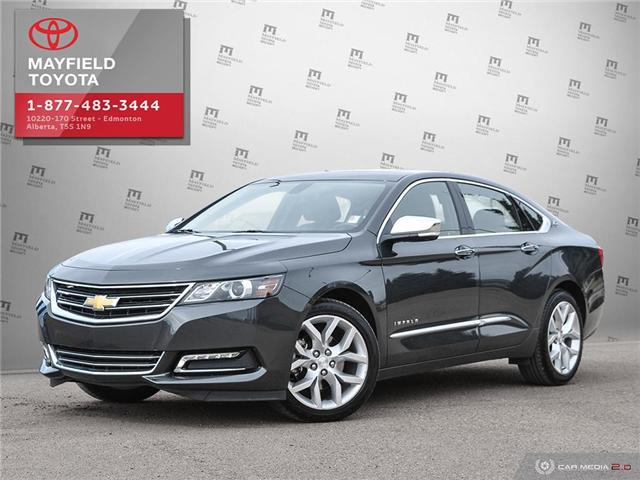 2019 Chevrolet Impala 2LZ (Stk: 194077) in Edmonton - Image 1 of 27