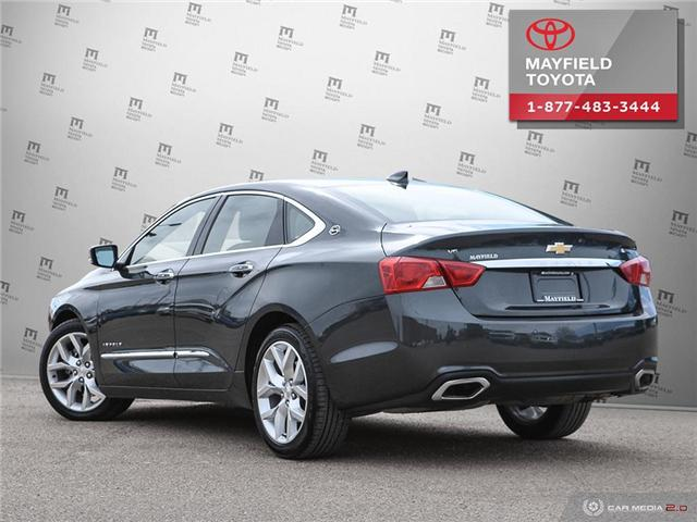 2019 Chevrolet Impala 2LZ (Stk: 194077) in Edmonton - Image 4 of 27