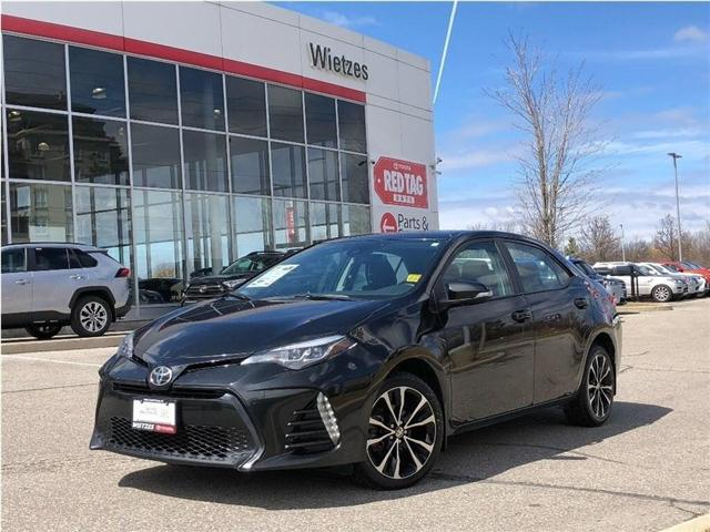 2017 Toyota Corolla SE (Stk: U2455) in Vaughan - Image 1 of 21