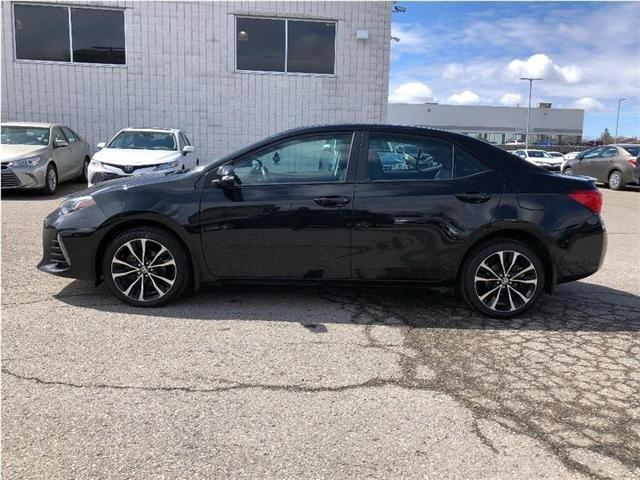 2017 Toyota Corolla SE (Stk: U2455) in Vaughan - Image 2 of 21