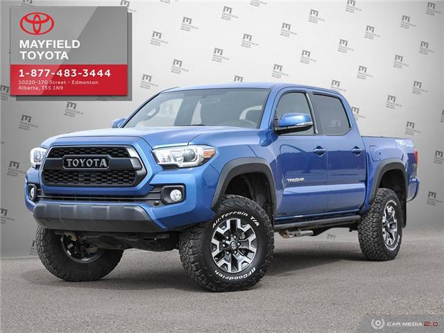2017 Toyota Tacoma TRD Off Road (Stk: 190472A) in Edmonton - Image 1 of 27