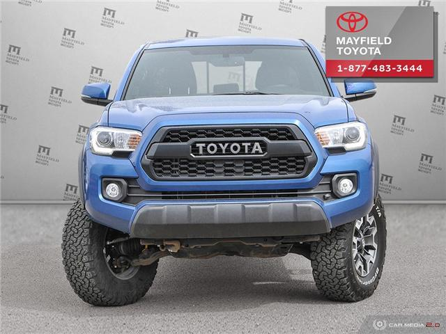 2017 Toyota Tacoma TRD Off Road (Stk: 190472A) in Edmonton - Image 2 of 27