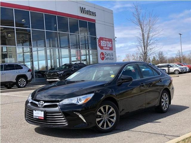 2015 Toyota Camry XLE (Stk: U2424) in Vaughan - Image 1 of 21