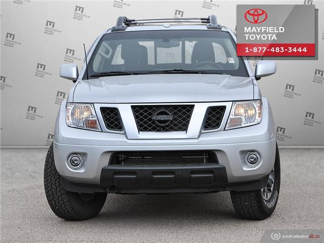 2018 Nissan Frontier SV (Stk: 190573A) in Edmonton - Image 2 of 27