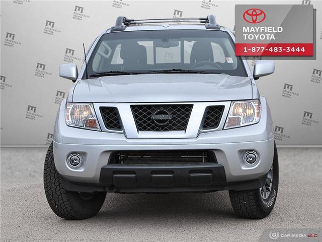 2018 Nissan Frontier SV (Stk: 190573A) in Edmonton - Image 2 of 27