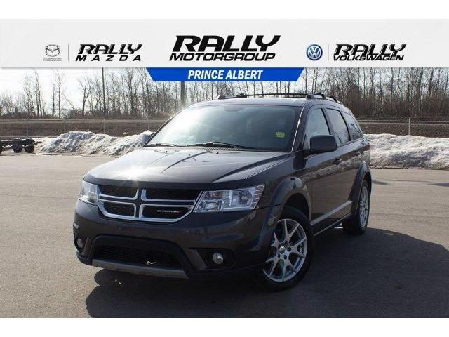 2014 Dodge Journey SXT (Stk: V762) in Prince Albert - Image 1 of 11