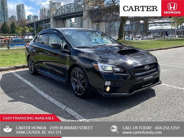 2016 Subaru WRX  (Stk: B55001) in Vancouver - Image 1 of 30