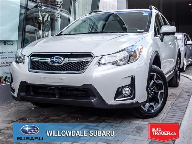 2017 Subaru Crosstrek TOURING | BLUETOOTH | NO ACCIDENTS | CAMERA (Stk: P2735A) in Toronto - Image 1 of 21