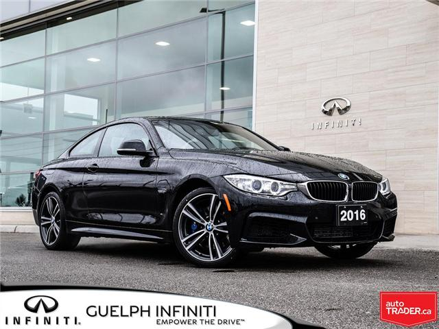 2016 BMW 435i xDrive (Stk: I6921A) in Guelph - Image 1 of 23