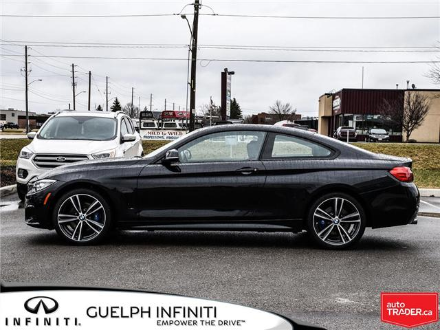2016 BMW 435i xDrive (Stk: I6921A) in Guelph - Image 3 of 23