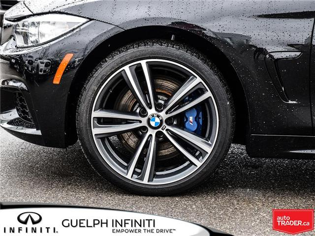 2016 BMW 435i xDrive (Stk: I6921A) in Guelph - Image 9 of 23