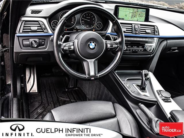 2016 BMW 435i xDrive (Stk: I6921A) in Guelph - Image 16 of 23