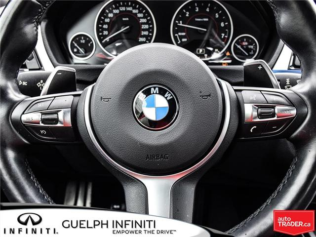 2016 BMW 435i xDrive (Stk: I6921A) in Guelph - Image 17 of 23