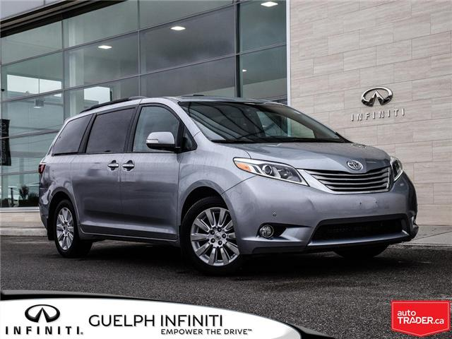 2015 Toyota Sienna  (Stk: I6789AA) in Guelph - Image 1 of 25