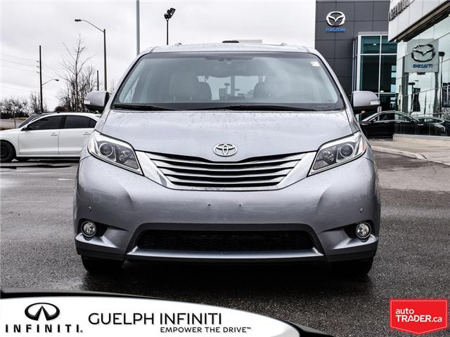 2015 Toyota Sienna  (Stk: I6789AA) in Guelph - Image 2 of 25