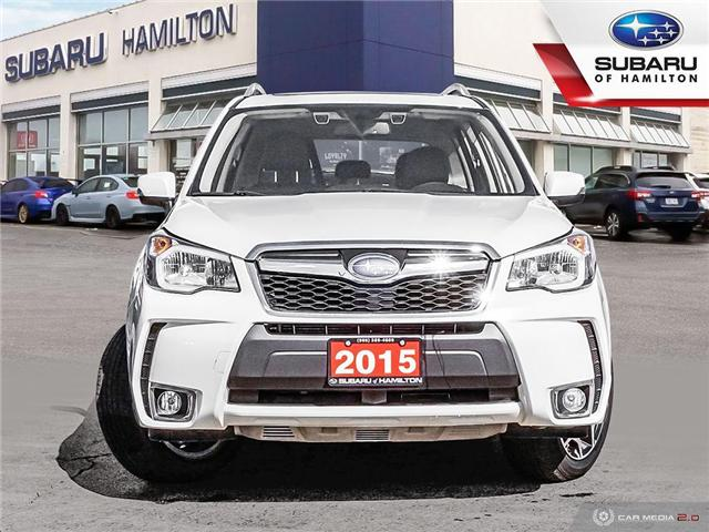2015 Subaru Forester 2.0XT Limited Package (Stk: U1425) in Hamilton - Image 2 of 26