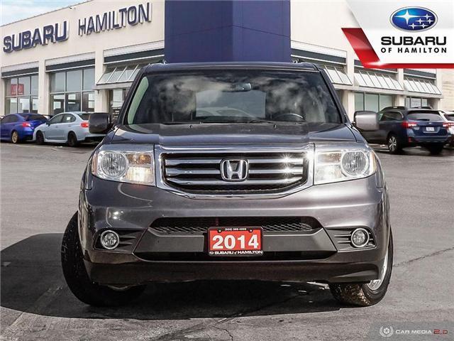 2014 Honda Pilot EX-L (Stk: S7586A) in Hamilton - Image 2 of 25