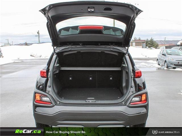 2019 Hyundai KONA 2.0L Essential (Stk: 190305a) in Saint John - Image 12 of 26